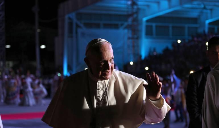 Papa Francisco pidió perdón por abusos a menores cometidos por sacerdotes