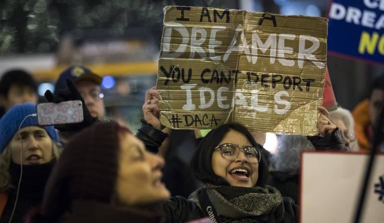 Gobierno de EEUU recurrirá ante Supremo orden de revivir plan migratorio DACA