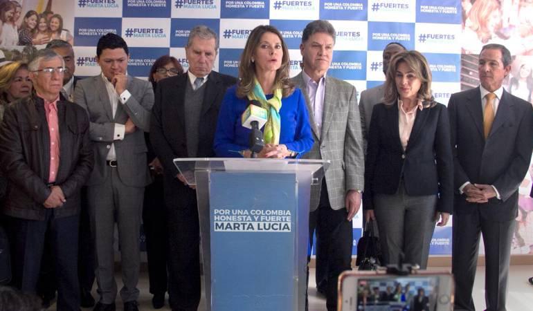 Uribe le pide a Pastrana que Ordóñez participe en la coalición