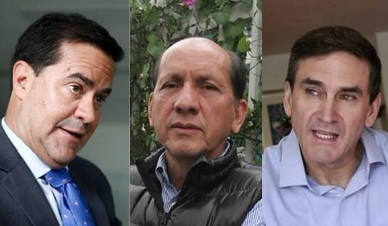 Pearl, Mendieta y Clopatofsky no alcanzaron firmas requeridas para ser candidatos presidenciales