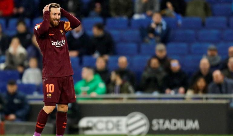 Espanyol 1-0 Barcelona 29 invicto: Espanyol sorprendió al Barcelona y terminó con sus 29 juegos de invicto