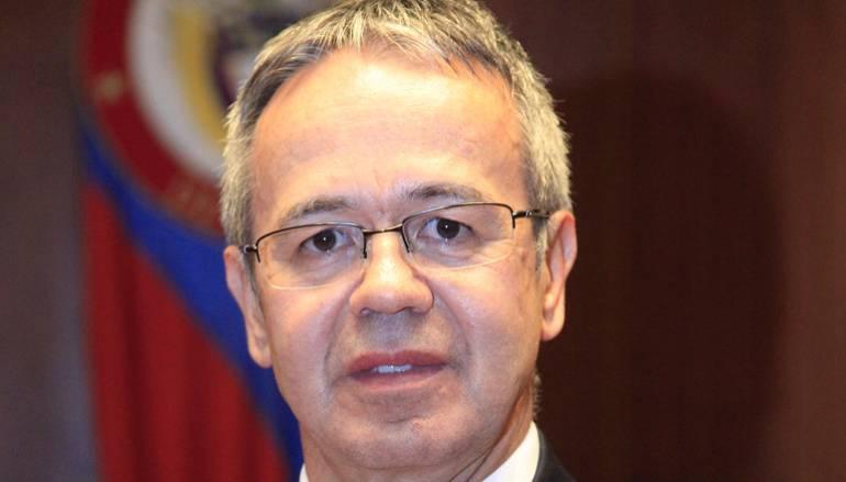 Luis Antonio Hernández, el nuevo presidente de la sala penal de la Corte