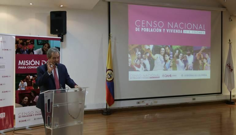 """Microsoft censo digital: Director del Dane pide no generar """"pánico informático"""" con declaraciones sobre el censo electrónico"""
