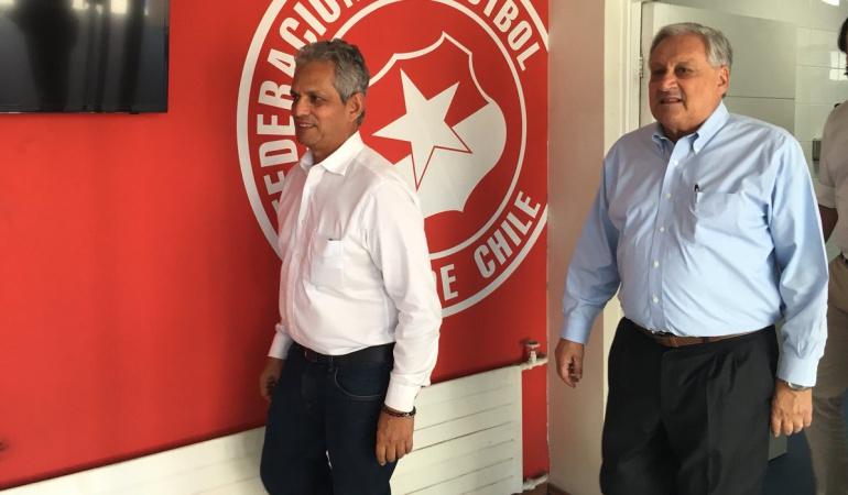 Reinaldo Rueda Chile selección: Rueda ya se encuentra en Chile y será presentado este viernes