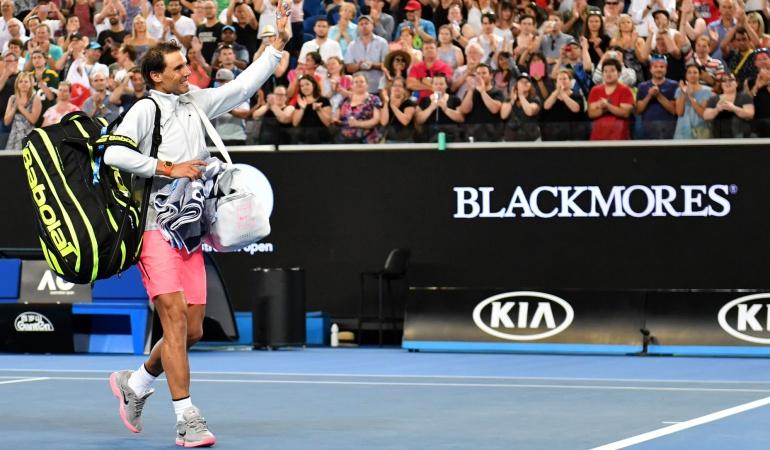 Rafael Nadal Abierto de Australia: Rafael Nadal enfrentará en octavos de final al argentino Diego Schwartzman