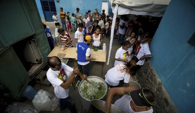 Niños mueren en Venezuela: 280.000 niños en riesgo de muerte por desnutrición en Venezuela