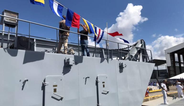 Secuestro en el mar: Armada Nacional, capturó a siete delincuentes en aguas del Pacífico