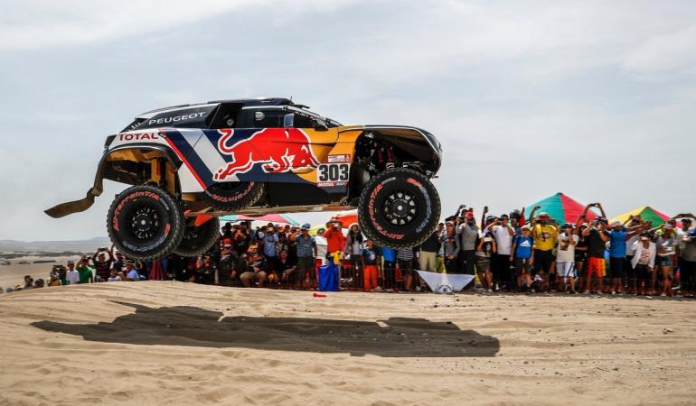 Carlos Saniz Rally Dakar 2018: Carlos Sainz ganó el Rally Dakar 2018