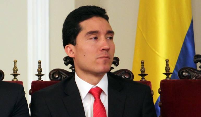 Luis Fernando Mejía director de Planeación Nacional