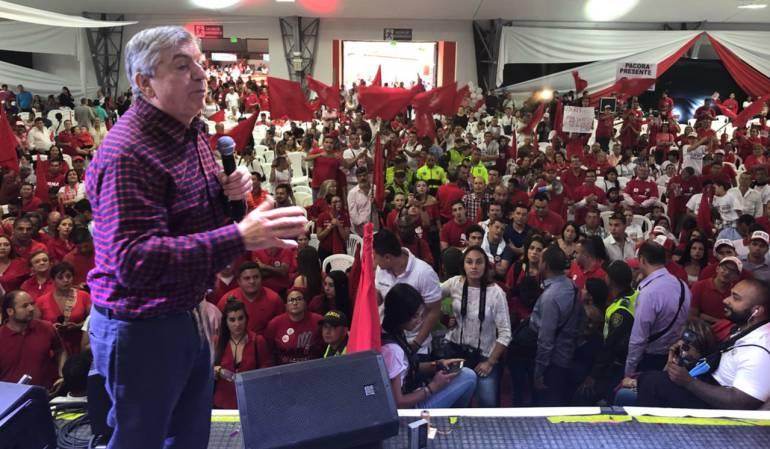 Elecciones presidenciales: Gaviria acusa al presidente Santos de influir en las elecciones dando puestos