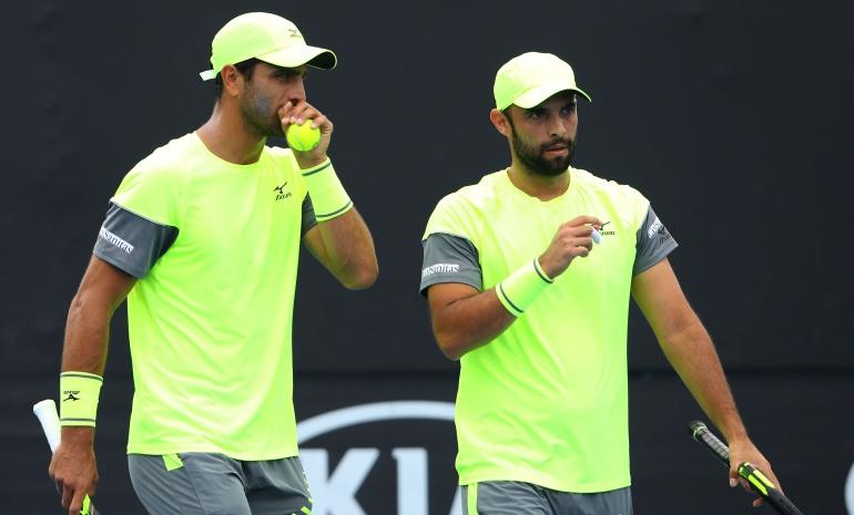 Australian Open Cabal y Farah: Cabal y Farah se instalan en los cuartos de final del Australian Open