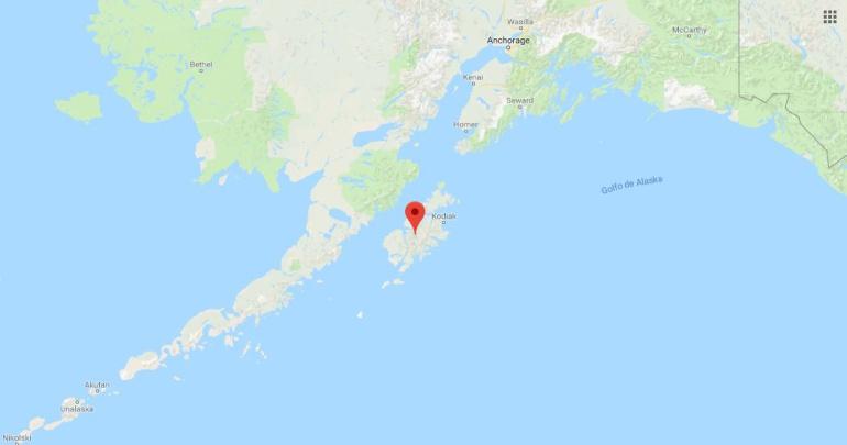 Terremoto de magnitud 8.2 afectó al golfo de Alaska