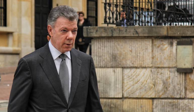 Transmitir un mensaje de confianza para atraer inversión extranjera: Juan Manuel Santos