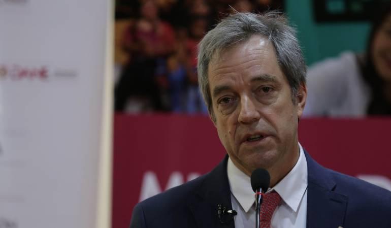 Mauricio Pefetti, presidente Dane