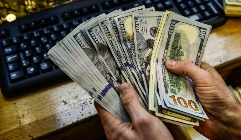 El dólar en Colombia podría llegar a $2.800 pesos