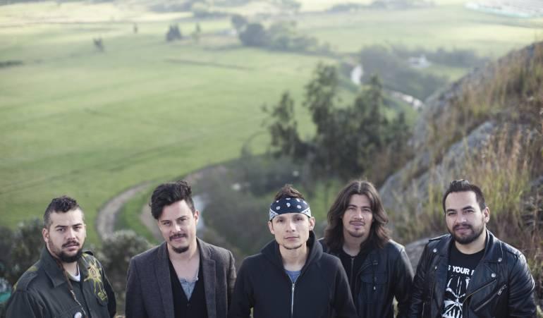 Doctor Krápula grupo de rock colombiano