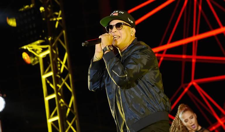 Daddy Yankee enamorado de una colombiana