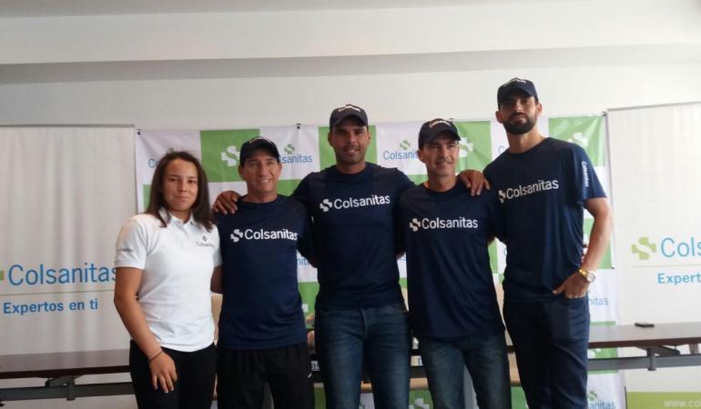 Alejandro Falla anunció su retiro del tenis profesional
