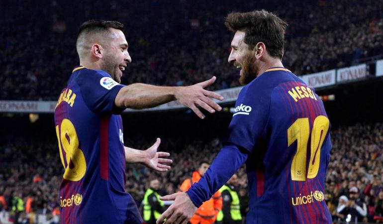 barcelona copa del rey yerry mina: Barça remonta y se clasifica a las semifinales; Mina fue suplente