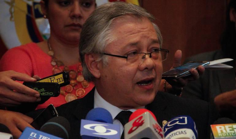 José Luis Barceló, nuevo presidente de la Corte Suprema