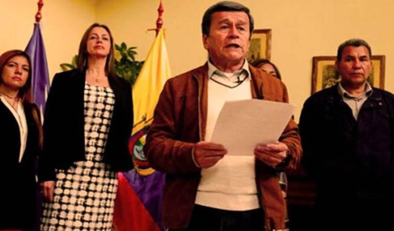 Cese al fuego con el ELN proceso paz: Gobierno y ELN no logran pactar nuevo cese el fuego