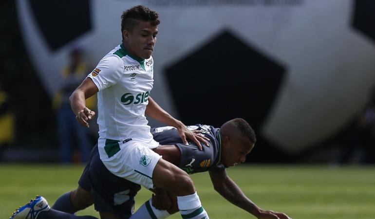 Roa Deportivo Cali: Irme del Cali sería una bonita oportunidad: Andrés Felipe Roa
