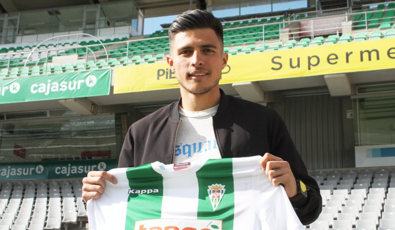 Narváez jugara en Córdoba: 'Juanjo' Narváez jugará en el Córdoba de España