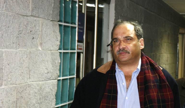 Juan José Chaux, ex-diplomático del gobierno de Uribe