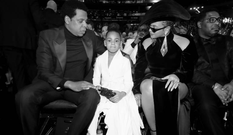 Beyoncé, Blue Ivy y Jay - Z
