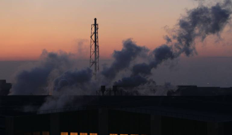 Emisión de Gases