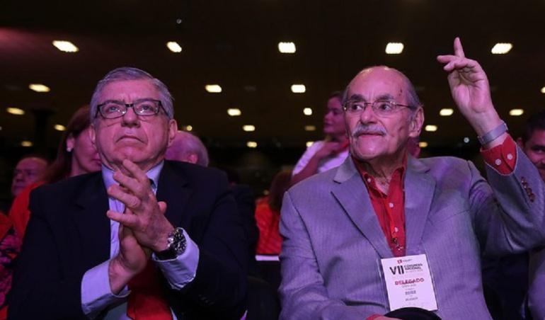 Serpa y Gaviria: Corte escuchará a Horacio Serpa y César Gaviria por petición de Ashton