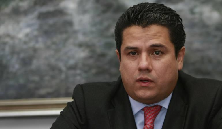 Germán Arce Zapata, ministro de Minas y Energía