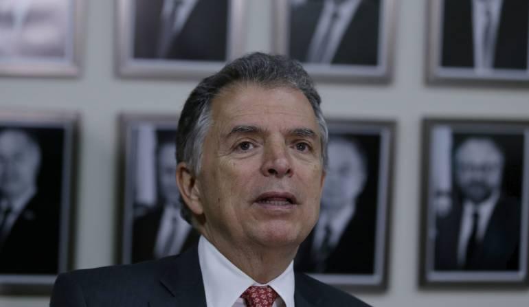 Germán Bula Escobar, presidente de Consejo de Estado