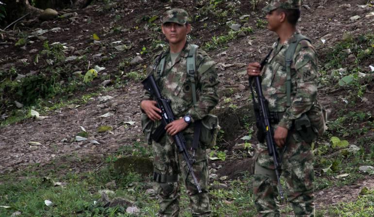 Ejército ofreció disculpas públicas por muerte de líder indígena