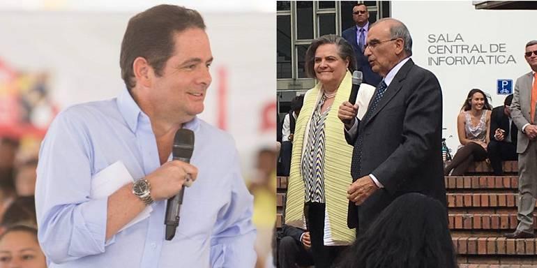 Vargas Lleras critica la fórmula Liberal; De La Calle le responde