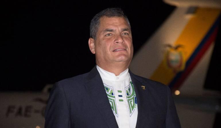 Orden de Detención Interpol: Correa denuncia persecución y espera que Interpol rechace orden de captura