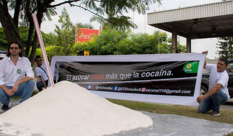 Polémico acto político genera debate en el Valle del Cauca