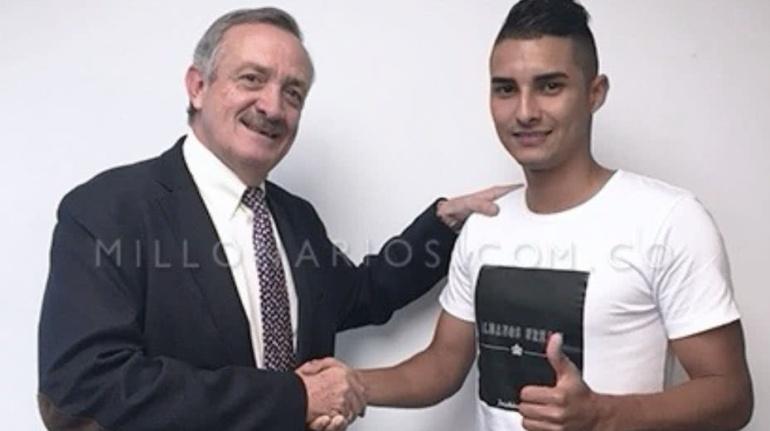 Carlos López Millonarios: Carlos López es nuevo jugador de Millonarios