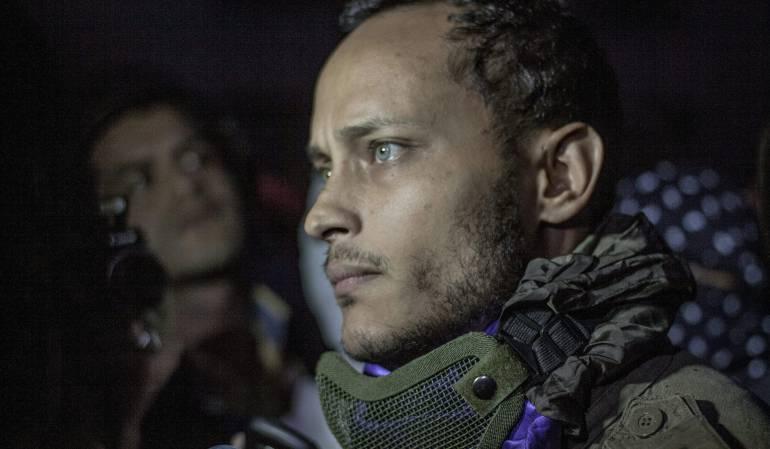 Univisión difundió audio sobre los últimos minutos de captura de Óscar Pérez