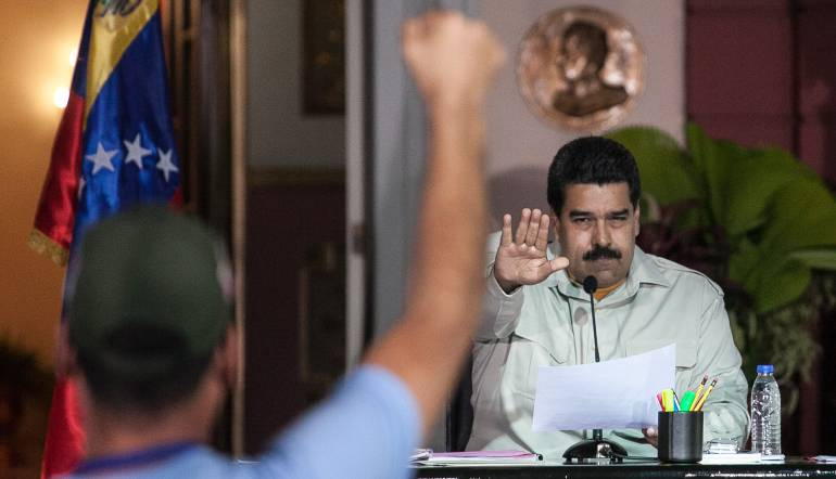 Ratifican a Maduro como candidato presidencial en Venezuela
