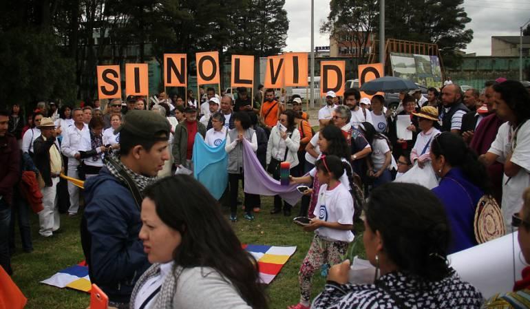 Indemnizaciones víctimas del conflicto: Gobierno socializará proyecto de decreto sobre la indemnización de víctimas