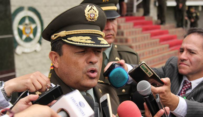 General Jorge Nieto