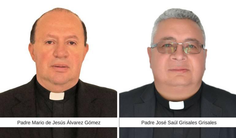 Papa Francisco designa dos nuevos obispos para Colombia