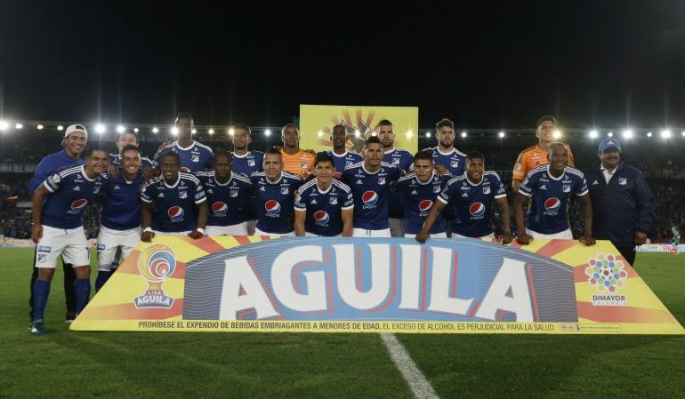 Millonarios Chicó Liga Águila: Sin Russo y con equipo alterno, Millonarios debuta ante Chicó