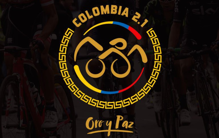 Carrera Colombia Oro y Paz UCI 2.1: Inicia la fiesta del ciclismo nacional con la Carrera Colombia Oro y Paz