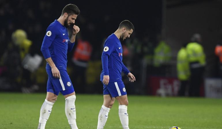Chelsea Watford: Watford agudiza la crisis del Chelsea