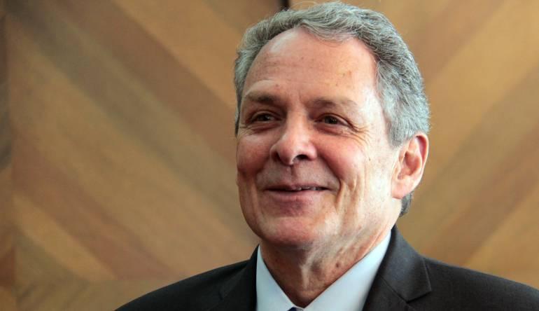 Juan José Echavarría, gerente del Banco de la República,