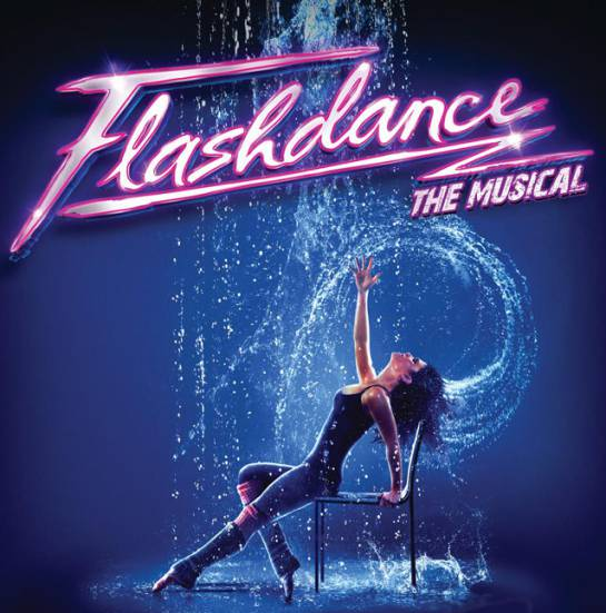 Afiche 'Flashdance'