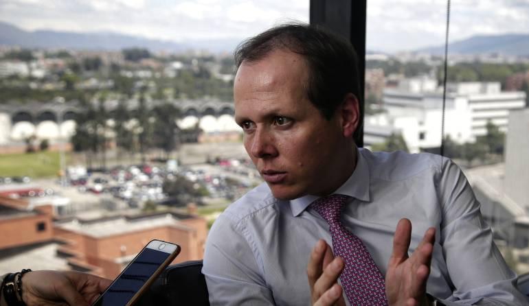 Alejandro Maya, director de la Agencia Nacional de Seguridad Vial