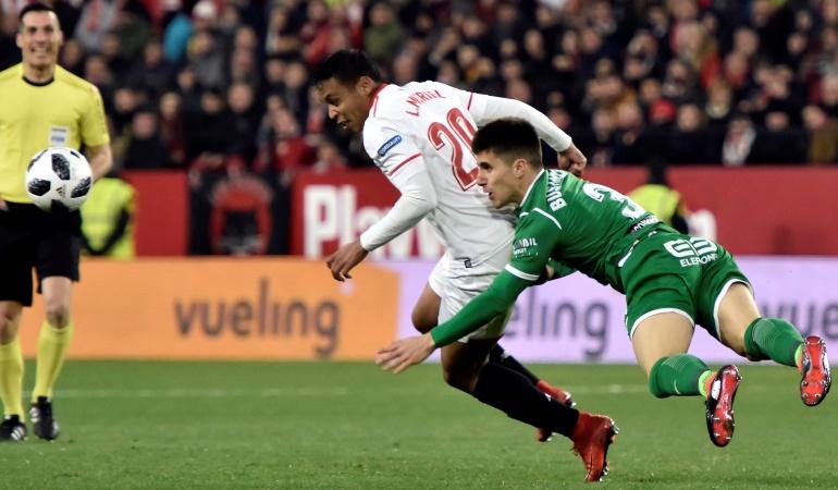 sevilla copa del rey luis fernando Muriel: Muriel se destaca y Sevilla avanza a la final de la Copa del Rey